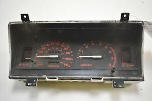 1987 - 1993 Mazda B2600 PICKUP Speedometer Cluster MPH 257700-6643 137K