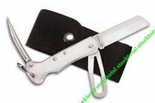 Navaja ALBAINOX MARINERA inox.C/f. 6 cm  Mango: Aluminio Hoja: Acero Inox  10260