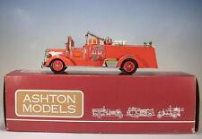 Ashton Models 1/43 No.42G Mack 95 Model L Pumper Ellensburg (1949) OVP #4