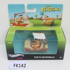 Hot wheels Elite One 1:50 The Flintstones Flintmobile FNQHotwheels FK142