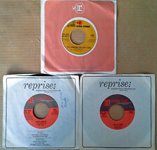 DINO, DESI, BILLY - I'M A FOOL, KITTY DOYLE, GENERAL OUTLINE - (3) REPRISE 45'S