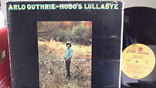 ARLO GUTHERIE HOBO'S LULLABYE LP ON ORG BROWN LABEL REPRISE RECORDS GATEFOLD