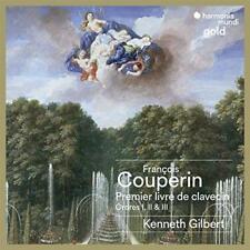 Kenneth Gilbert - François Couperin: Premier Livre De Clavecin Ordres  (NEW 2CD)