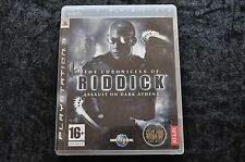 The Chronicles Of Riddick Assault On Dark Athena Playstation 3 PS3