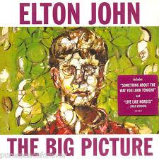 ELTON JOHN - The Big Picture (UK 11 Track CD Album)