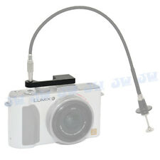 MECHANICAL CABLE RELEASE ADAPTER for PANASONIC DMC LX3 LX5 LEICA D LUX4 LUX5