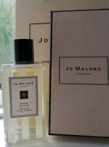 JO MALONE ORANGE BLOSSOM BATH OIL - 250ML - BOXED WITH GIFT BAG