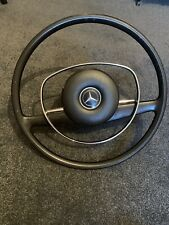 Mercedes Benz W108 W109 W110 W111 W113 w114 w115 Pagoda SL Black Steering Wheel