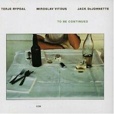 Terje Rypdal - To Be Continued [CD]