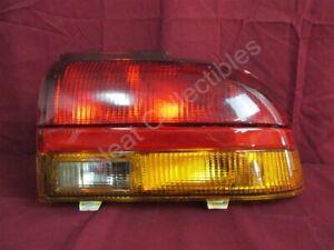 NOS OEM Saturn SL and SL1 4-Door Sedan SOHC Tail Lamp 1991 - 92 Right Hand