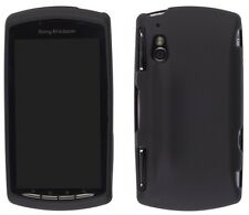 Ventev TEXTster Snap-On Case for Sony Ericsson Xperia Play 4G - Black