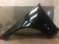MERCEDES LEFT WING FENDER W204 S204 FRONT LEFT N/S/F WING QUARTER PANEL In Black
