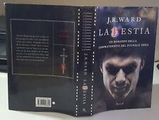 J. R. WARD La Bestia Rizzoli HD Rizzoli 1 Edizione 2017