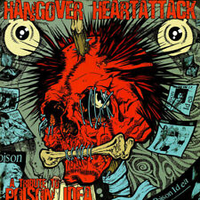 LP - HANGOVER HEARTATTACK - a tribute to Poison Idea (punk, hardcore)