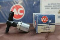 Vintage Nos and Nors AC DELCO PCV VALVE CV853C - 25040026