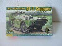 Ace 1/72 gepanzertes Fahrzeug 2P27 ARGM AT-1 Snapper