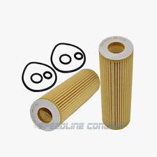 Mercedes-Benz Engine Oil Filter KM Premium 2710109 (2pcs)