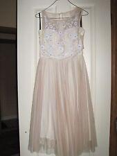 Alex Perry - Alisa dress size 8 Bone, Tan, Beige  colour Cocktail Dress
