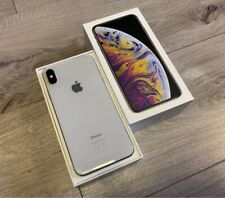 Apple iPhone XS MAX 64GB WHITE SILVER (UNLOCKED) A2101 UK MODEL