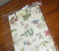 Longaberger Fabric BOTANICAL FIELDS Napkins – set of 2 – NEW