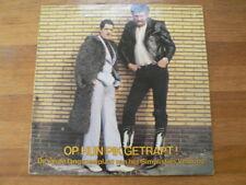 LP RECORD VINYL OP HUN PIK GETRAPT VAN KOOTEN & DE BIE SIMPLISTIES VERBOND