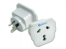 SanSai STV15 Travel Power Adapter