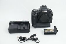 Canon EOS 1D X 18.1MP Digital SLR Camera (Body Only)  5,075 clicks 1DX