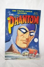 The Phantom Comic Book No. 1172 - The Viking Castle Mystery Frew Publications