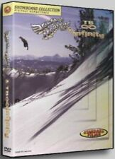 Totally Board TB7 & TB8 Snowboard DVD Extreme Winter Sports Video Movie