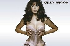 Kelly Brook  sexy schoenes Postkarte 20
