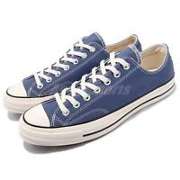 Converse Chuck Taylor All Star 70 1970s OX Navy Blue Canvas Men Shoe 162064C
