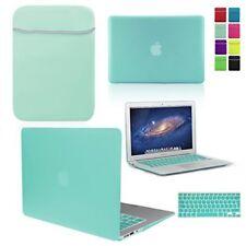 MacBook Air Custodia Rigida con tastiera corrispondente Pelle & Neoprene Sleeve