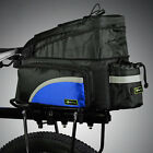 RockBros Cycling Rear Saddle Bag MTB Bicycle Rack Trunk Pannier Carrier Bag