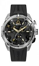 New Reebok Impact Chrono Men's Watch RD-IMP-G6-S1IB-B2