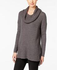 Style & Co. Petite Cowl-Neck Tunic Sweater PM