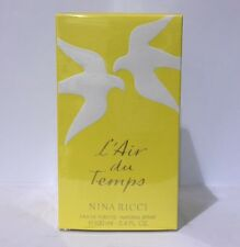 LAir Du Temps By Nina Ricci 3.4 Oz Eau de Toilette Spray NIB Sealed For Women