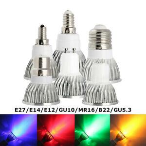 E14 7 LED SMD 1W 220V Candle Licht Bed Corn Bulb Efficient 3300K Deutsche Post