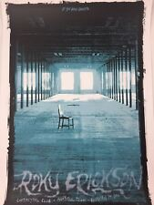 Roky Erickson - 2010 Todd Slater, Kong Poster Houston, Tx Continental Club