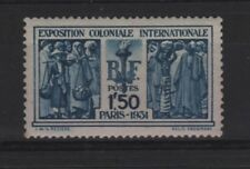 "FRANCE STAMP TIMBRE 274 "" EXPOSITION COLONIALE PARIS 1F50 "" NEUF xx LUXE  R818"