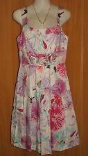 Target Regular Size Floral Casual Dresses for Women