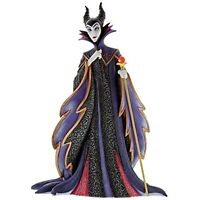 "Disney Showcase Sleeping Beauty Villain Maleficent, 8.75"" Stone Resin Figurine"