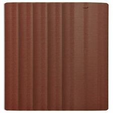 DALIX Barcelona Vertical Window Blind Premium Textured 5 Pack Qty / Sangria