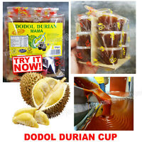 Durian Cake Dodol Malaysia Famous Traditional Food 360g 12 Cup Packs Must Try It