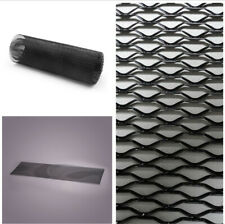 Cuttable Aluminium Hexagonal Net Mesh For Car Bumper Body kit Fender Hood VentX