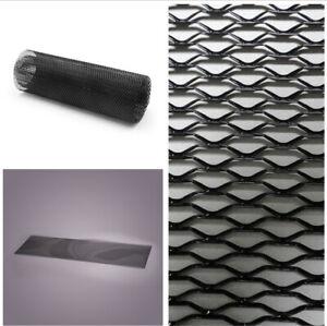 Cuttable Aluminium Hexagonal Net Mesh For Car Bumper Body kit Fender Hood VentX