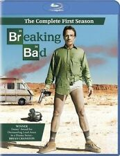 Drama DVDs & Blu-ray Discs Breaking Bad with Commentary