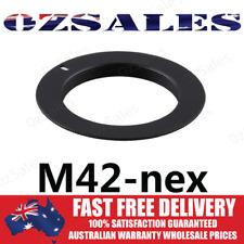 M42-NEX Mount Adapter for M42 Lens to Sony E-mount NEX-7 NEX-5 NEX-3