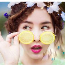 Funny Hawaiian Tropical Sunglasses Glasses Photography Props Fruit Eye Glasses