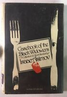 CASEBOOK OF THE BLACK WIDOWERS By Isaac Asimov 1ST EDITION 1980 HCDJ