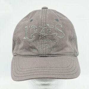 Original Gap Beige Adjustable Baseball Hat Cap Size M/L